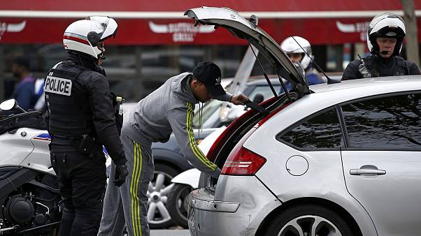 Syringes, plastic tubing and a black Renault Clio: French terror probe progresses