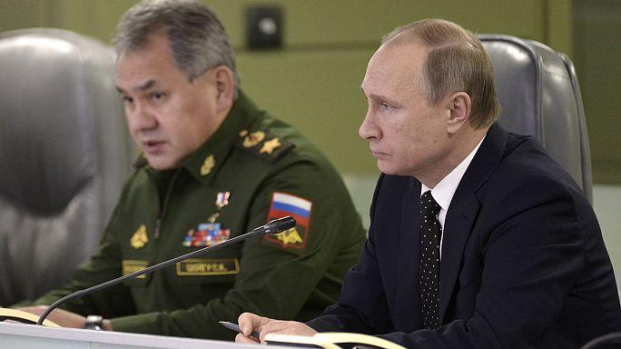 Szövetségesként léphet fel Oroszország és Franciaország Szíriában