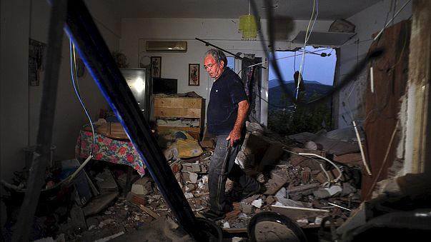 مقتل شخصين إثر زلزال ضرب جزيرة ليفكادا اليونانية