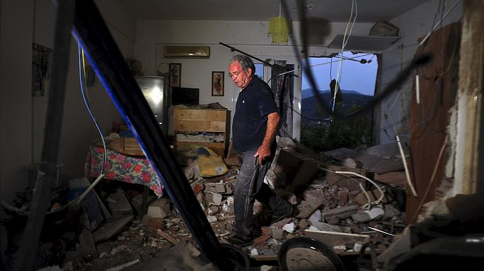 Earthquake strikes Greek island of Lefkada killing two