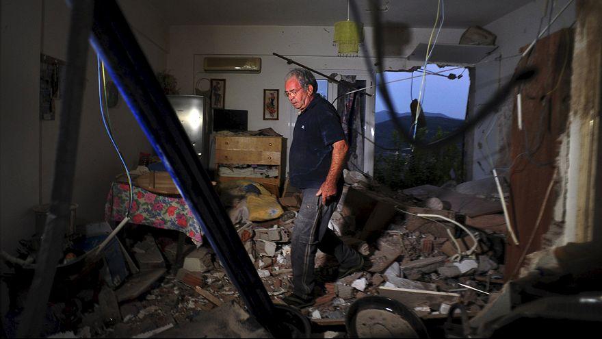 Dos muertos en un terremoto de 6,5 grados en la isla griega de Lefkada