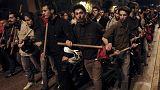 مواجهات عنيفة بين محتجين وقوات الأمن في ذكرى إحياء انتفاضة أثينا الطلابية