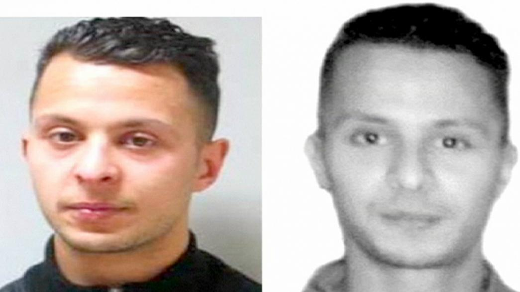 Paris police widen their manhunt and search for a ninth attacker