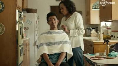 Your son's messed up haircut (Ad Council)