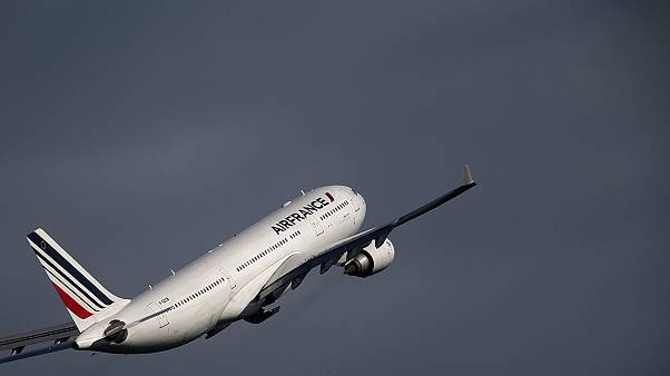 Air France, dirottati due voli Usa per Parigi