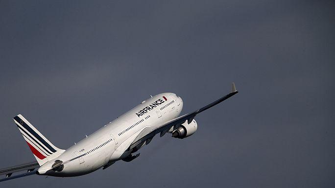ABD'den havalanan iki Fransa uçağı terör tehdidiyle indirildi