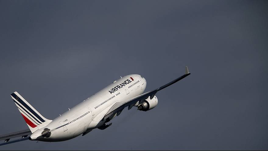 Two Air France flights diverted due to security threats land safely in US