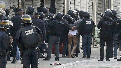 پایان عملیات ویژه پلیس فرانسه در سن دونی در شمال پاریس؛ دو مهاجم کشته و هفت مظنون بازداشت شدند: گزارش لحظه به لحظه