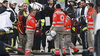 Így követték egymást a Saint Denis-i rajtaütés eseményei