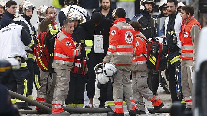 Gun battle in Paris suburb - how it unfolded