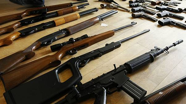 La Comision adopta medidas de control de armas