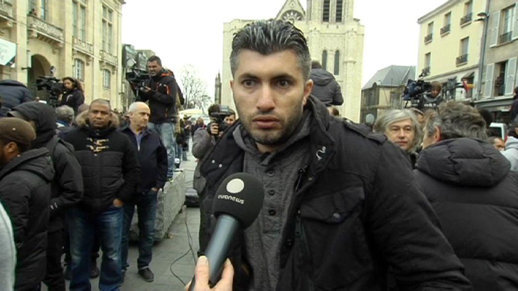 Anti-Terror-Einsatz: Bewohner von Saint-Denis berichten von kriegsähnlichen Szenen