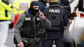 Una operación antiyihadista al norte de París se salda con dos supuestos terroristas muertos y siete detenidos