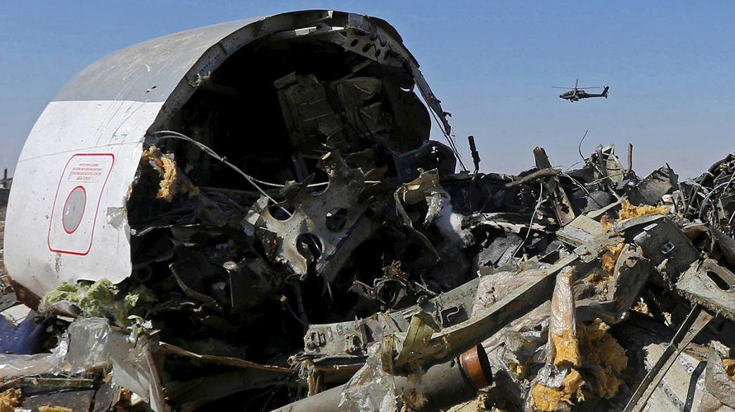 Biztonsági rést kihasználva juttatták a bombát az orosz gép fedélzetére a terroristák
