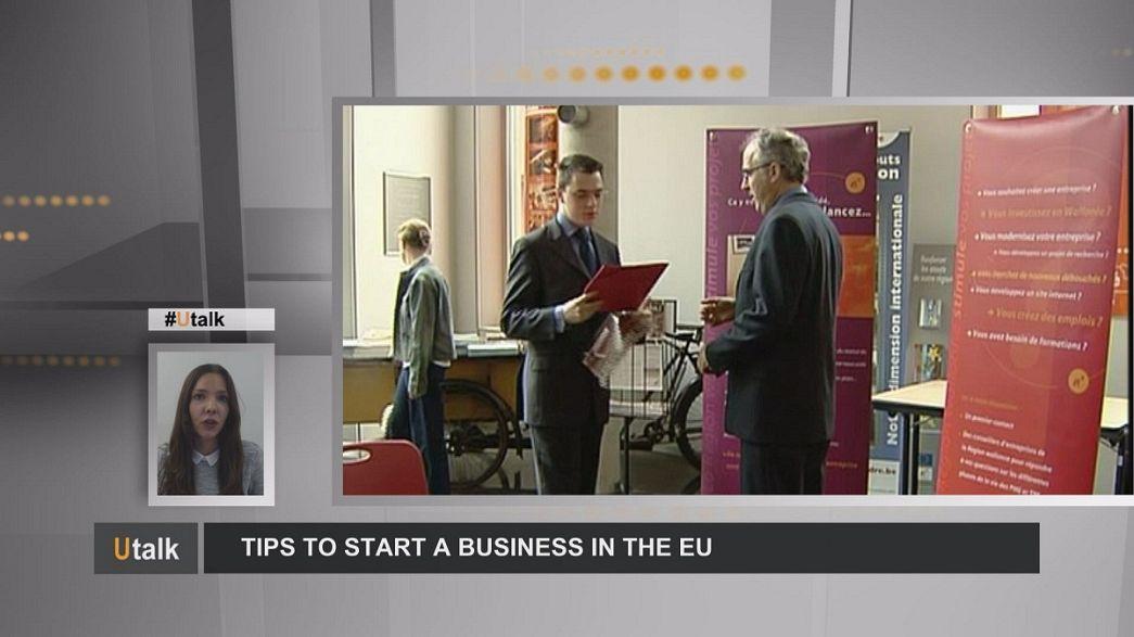Como criar uma empresa noutro país da UE