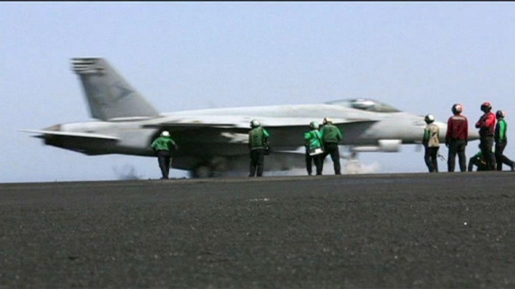 Kampf gegen IS-Miliz: Hollandes Allianz der Weltmächte