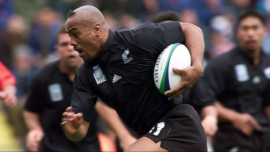 New Zealand legend Lomu dies aged 40