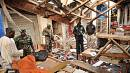 Many victims in suicide bomb blasts in Nigeria