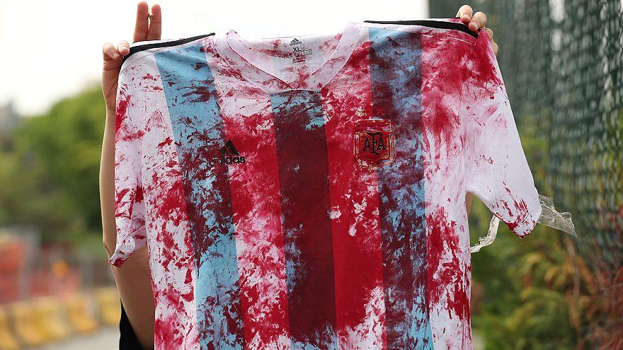 Image: FIFA World Cup - Argentina Training