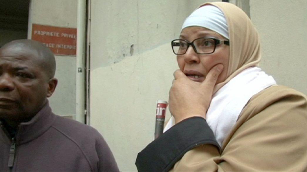 Saint-Denis: néma döbbenet és rendőrök mindenütt