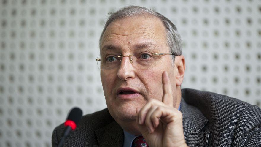 Image: Efraim Zuroff in 2011