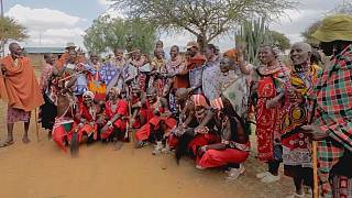 Warriors - das Cricket Team der Massai