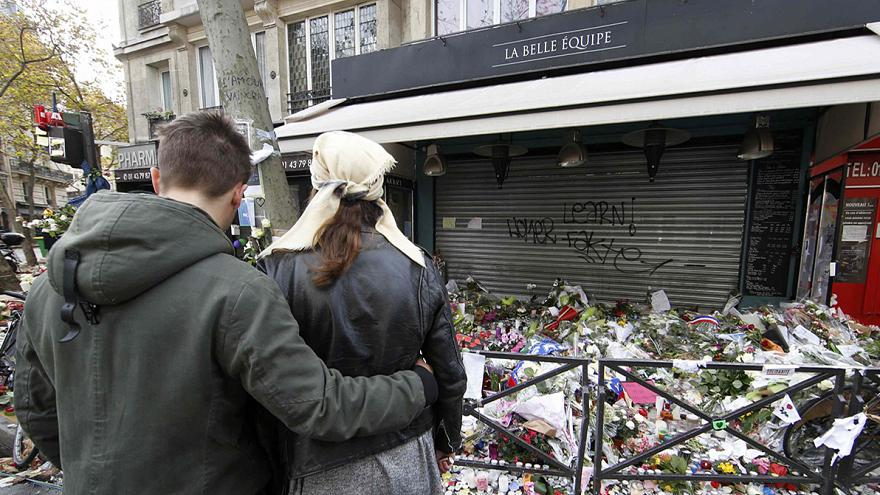 Who were some of the 'Muslims' killed by ISIL terrorists in Paris?