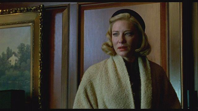 C. Blanchett ve R. Mara 'Carol' filminde lezbiyen çifti canlandırıyor