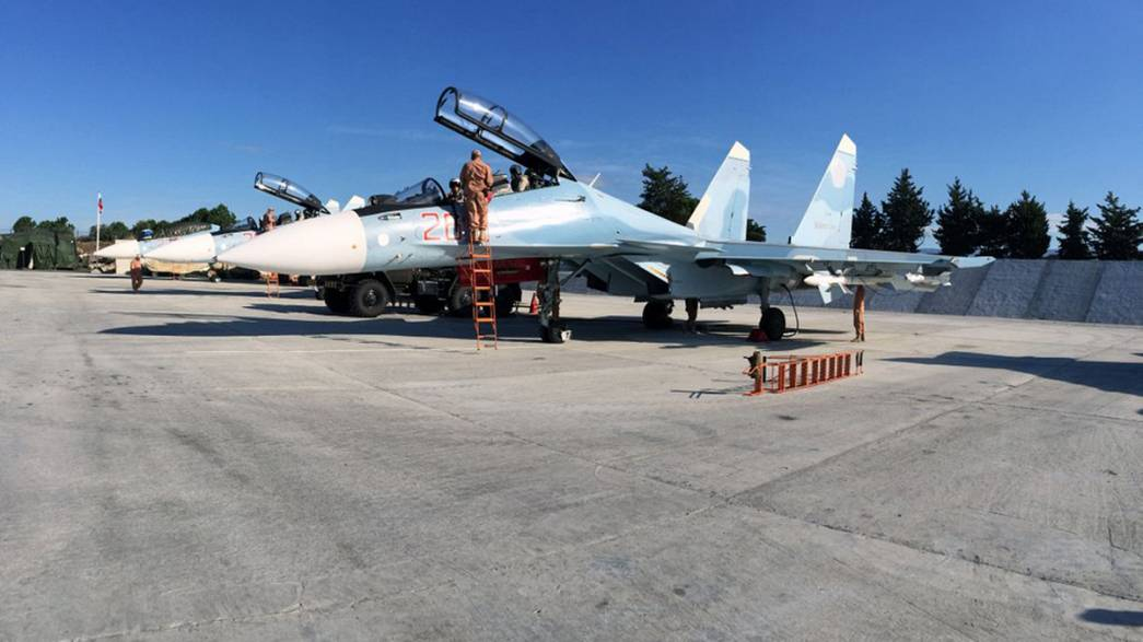Five questions on Russia's air strikes in Syria