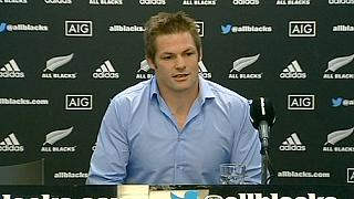 All Blacks kaptanı Richie McCaw ragbiye veda etti