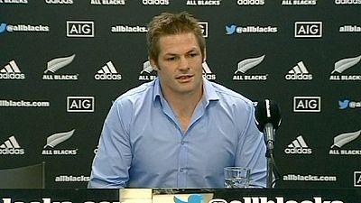 Se retira Richie McCaw, capitán de los All Blacks