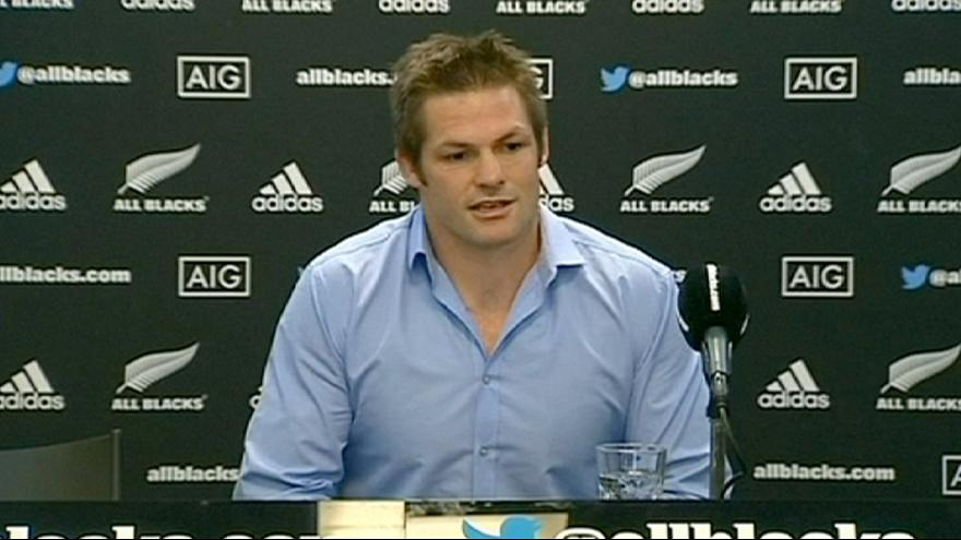 Se retira Richie McCaw, capitán de los All Blacks