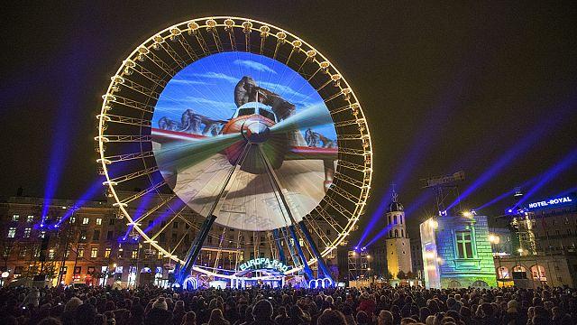 Lyon Işık Festivali'ne terör iptali