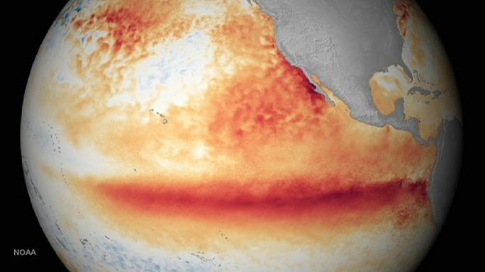 Октябрь 2015 - самый тёплый за всю историю наблюдений
