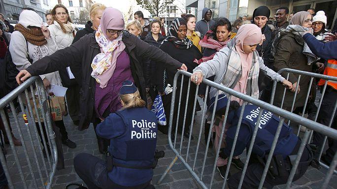 Nouvelles arrestations à Bruxelles