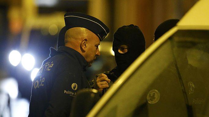 Belçika polisi son firari Salah'ın peşinde
