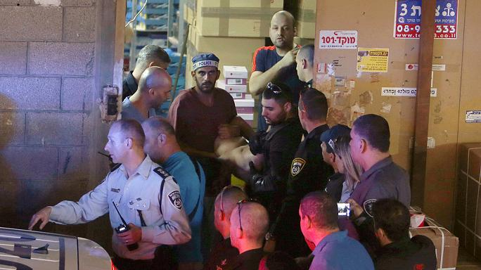 'US teen' among five dead in West Bank and Tel Aviv attacks