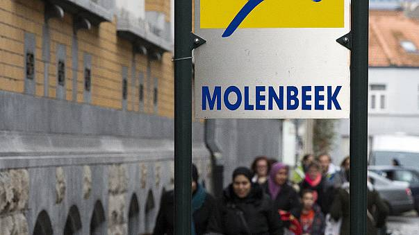 Molenbeek, a hírhedt külváros
