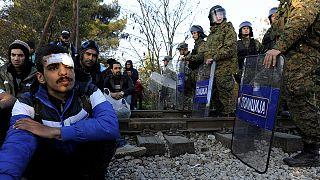 """Gestrandet an der Grenze: Balkanländer weisen """"Wirtschaftsflüchtlinge"""" zurück"""