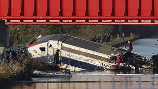 France : une erreur humaine à l'origine du déraillement du TGV-Est