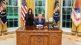 Image: Kim Kardashian, Donald Trump