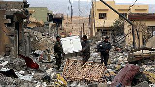 Iraq: in rovina la città di Sinjar, strappata all'Isil