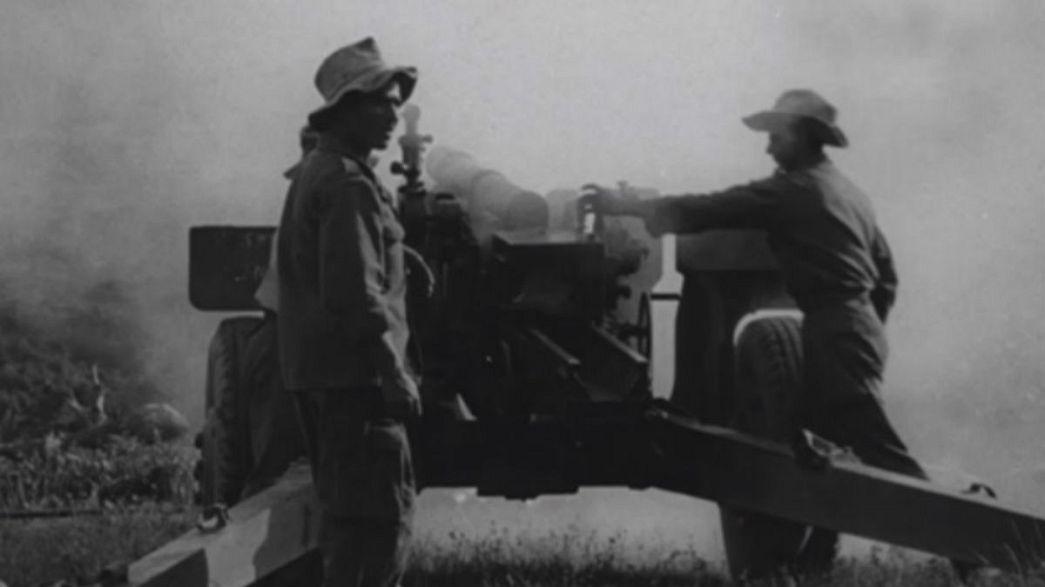 """Fotoreporter di guerra, le testimonianze nel film """"Les yeux brûlés"""""""