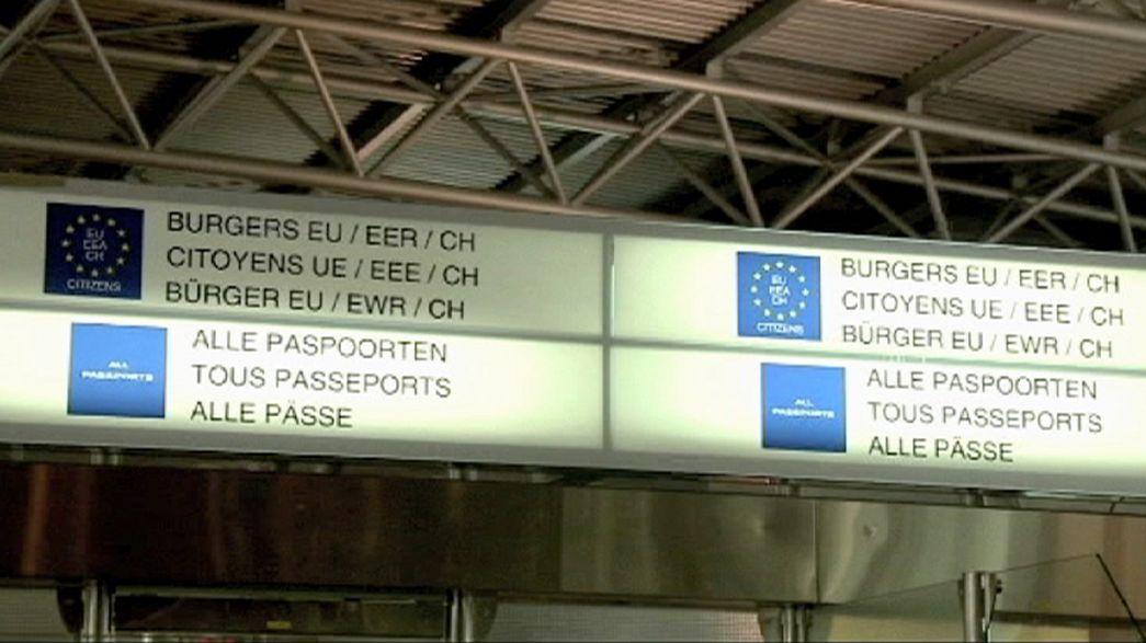 La UE debate la creación de un registro de pasajeros aéreos