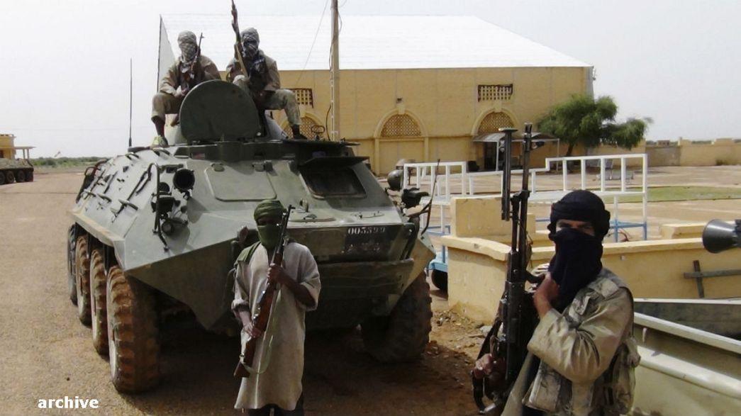 O Mali e o jihadismo: Uma cronologia