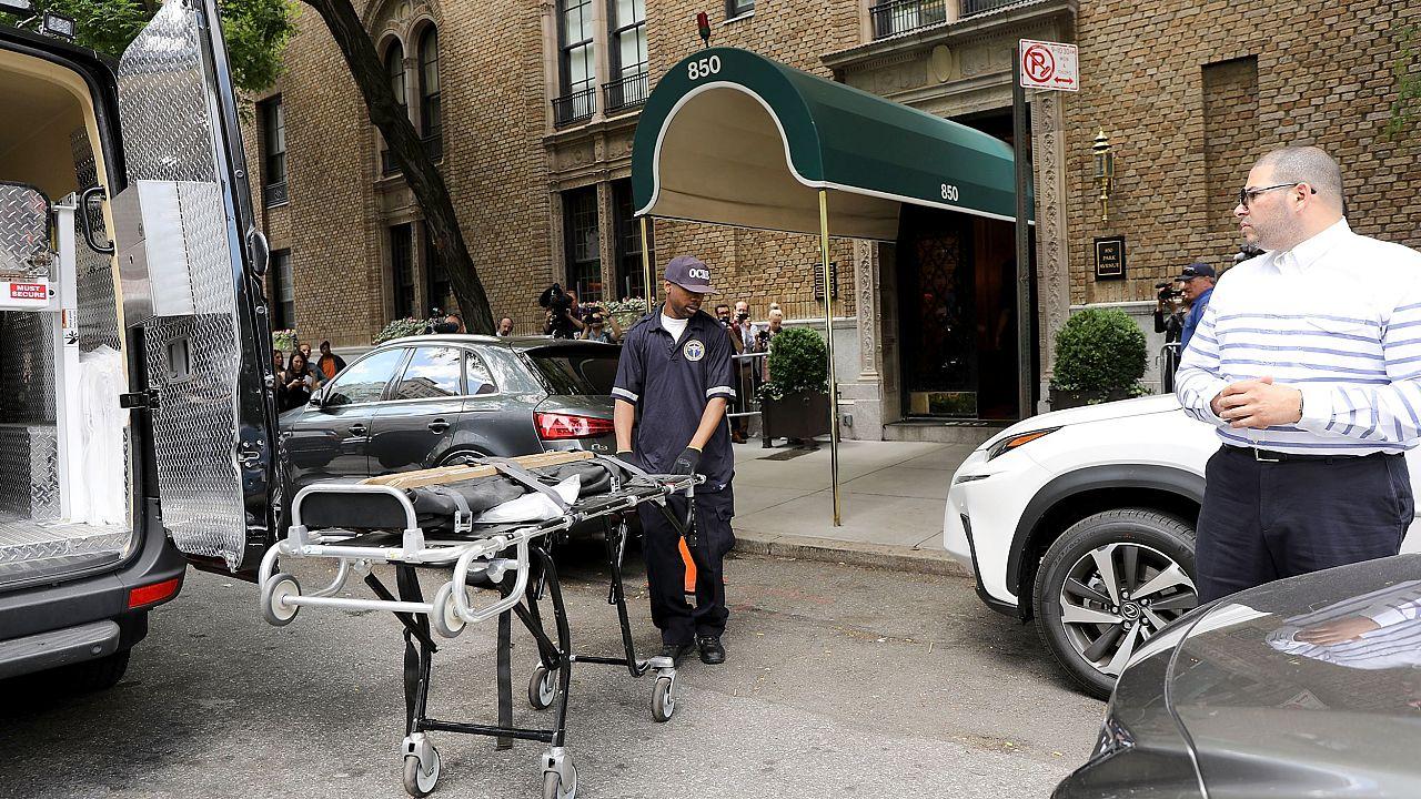 Image: Designer Kate Spade Found Dead At 55 In Her Manhattan Apartment