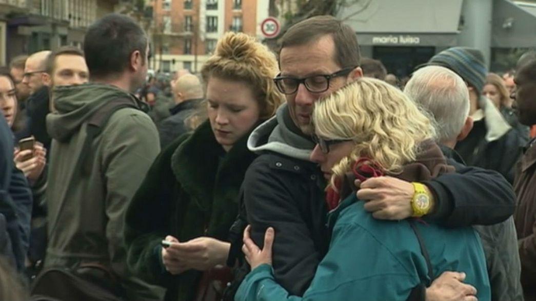Terör Fransa'yı kalbinden vurdu