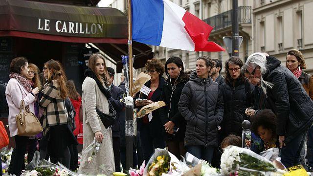 AB'de gündem Paris'teki terör saldırıları