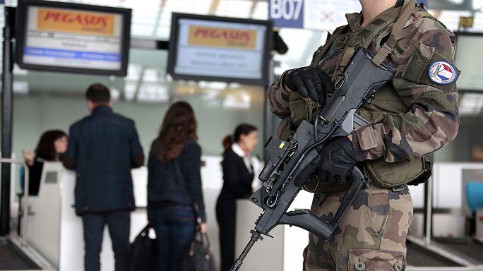 AB'de gündem terörle mücadele