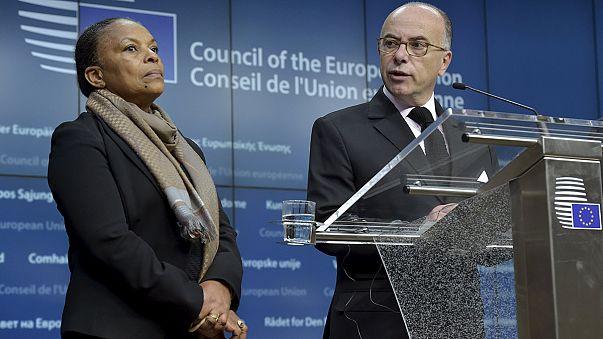 Fransa ve Belçika'da olağanüstü güvenlik önlemi